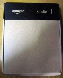 Kindle的外包装